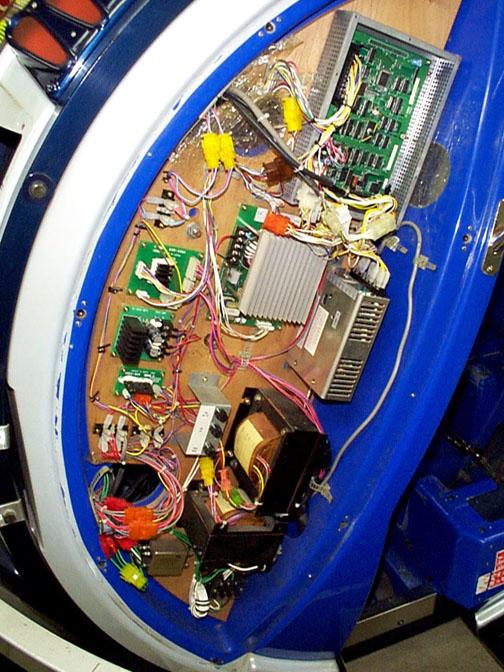 R-360 Cockpit Electronics