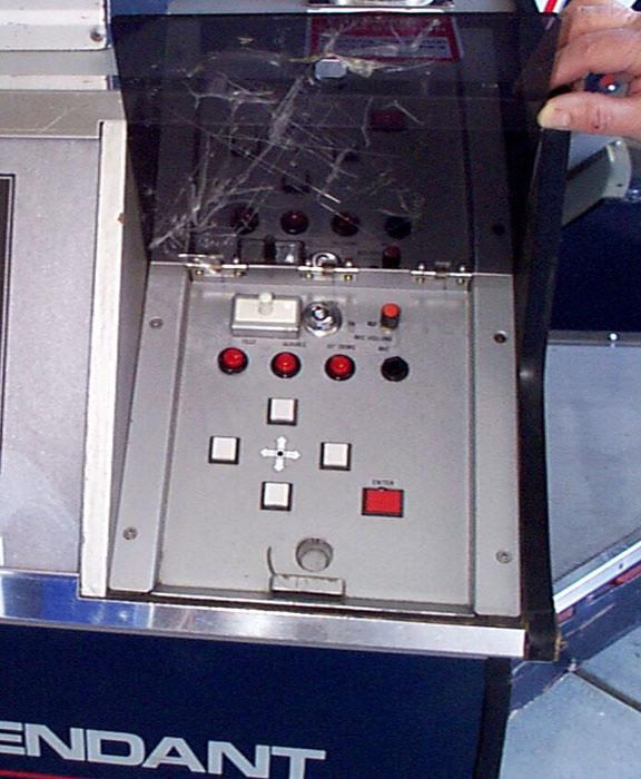 R360 Control Panel