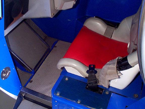 R360 Cockpit Floor